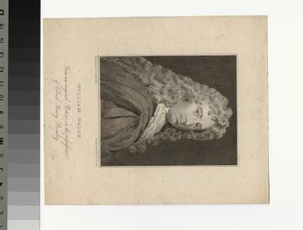 Portrait of William Walsh