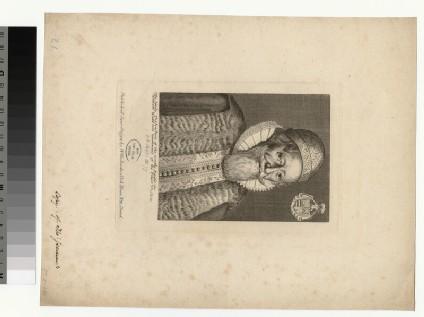 Portrait of W. Wadd