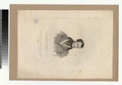 Portrait of E. G. Wakefield