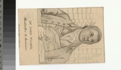 Portrait of J. Walker