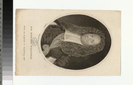 Portrait of E. Walpole
