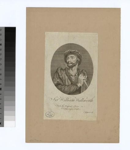Portrait of W. Walworth