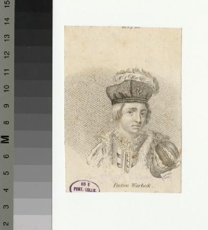 Portrait of Perkin Warbeck