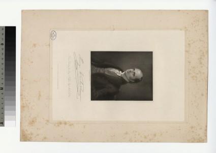 Portrait of H. Warburton