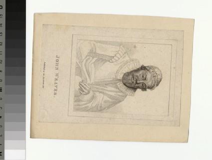 Portrait of J. Weaver