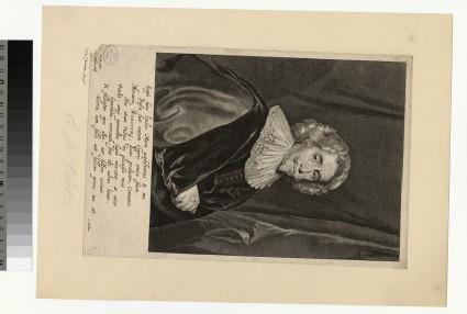 Portrait of J. Webster