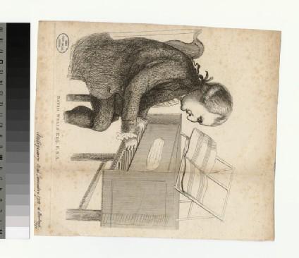 Portrait of D. Wells