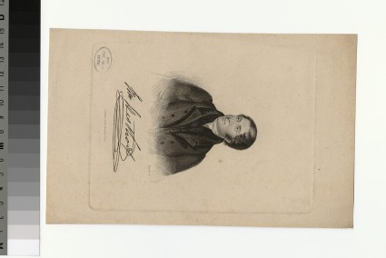 Portrait of W. Westhorp
