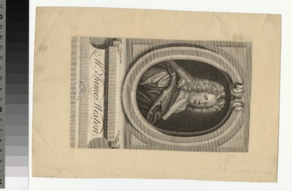 Portrait of J. Weston