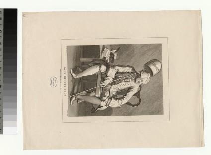 Portrait of J. Wilkes