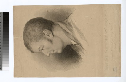 Portrait of S. Whitbread