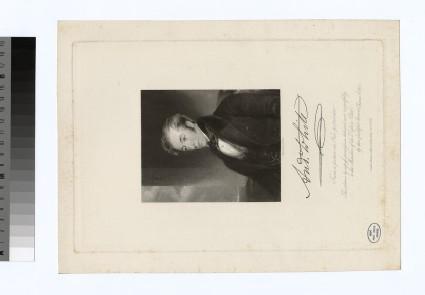 Portrait of A. White