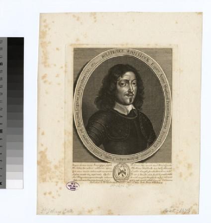 Portrait of B. Whitelock