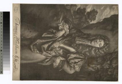 Portrait of Thomas Windham
