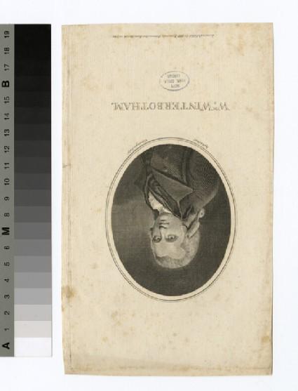 Portrait of W. Winterbotham