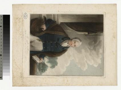 Portrait of M. Wood