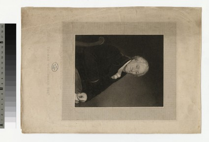 Portrait of Thomas Woodforde