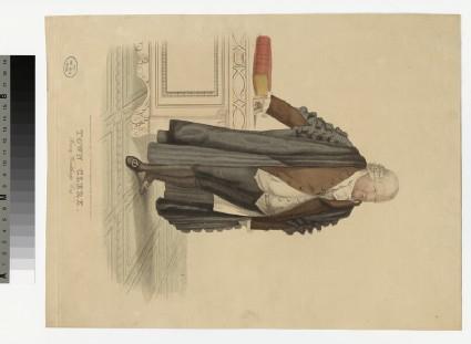 Portrait of H. Woodthorpe