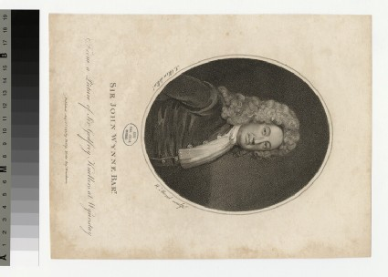 Portrait of J. Wynne