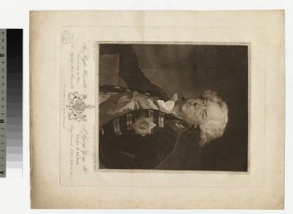 Portrait of G. Yonge