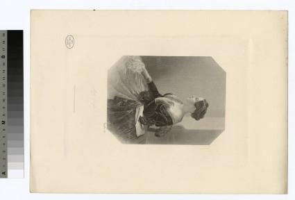 Portrait of Miss Bligh