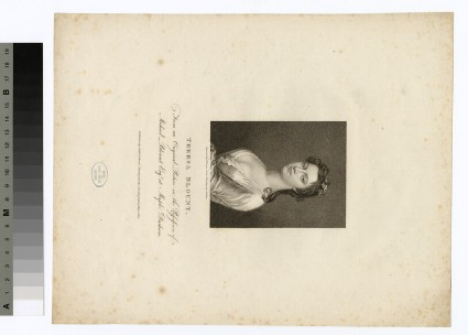 Portrait of T. Blount
