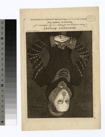 Portrait of Margaret Bullen