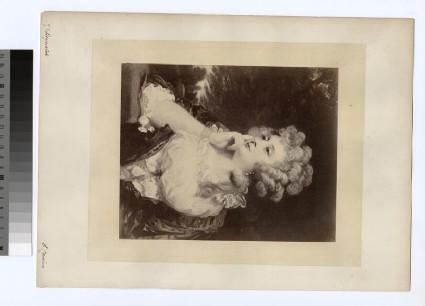 Portrait of Mrs Braddyll