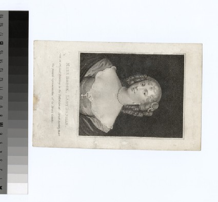 Portrait of Lady Denham