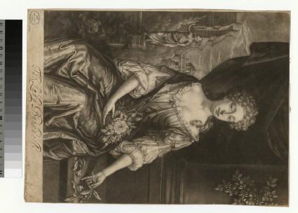 Portrait of Lady Bucknell