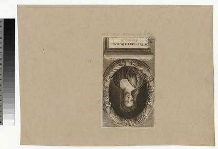 Portrait of Elizabeth Burnet