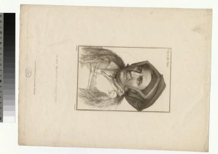 Portrait of Lady Buts