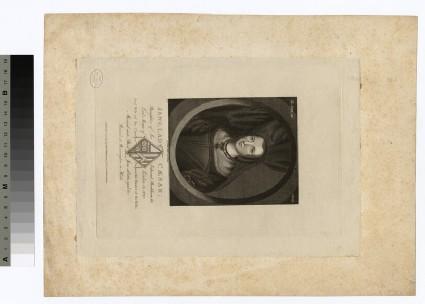Portrait of Jane Caesar