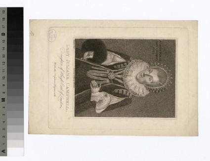 Portrait of Lady J. Campbell