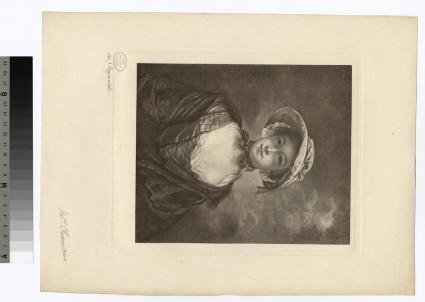 Portrait of Mrs Chambers