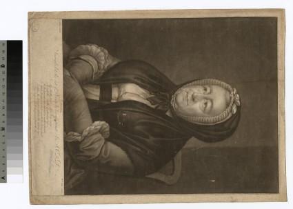 Portrait of Mrs Chelsum
