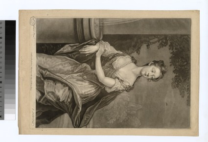 Portrait of Jane Collyer