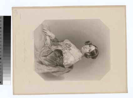 Portrait of A. Conroy