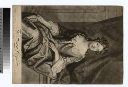 Portrait of Lady Catherine Copley