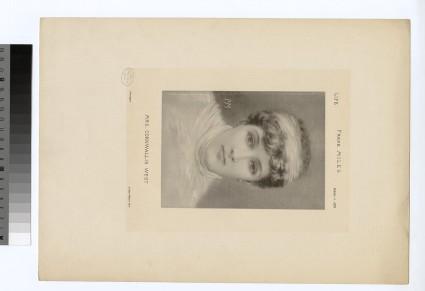 Portrait of Miss Cornwallis-West