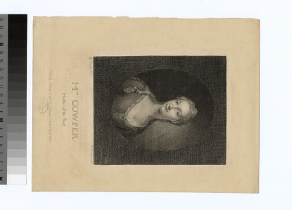 Portrait of Mrs Cowper