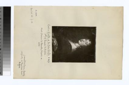 Portrait of C. Crofts
