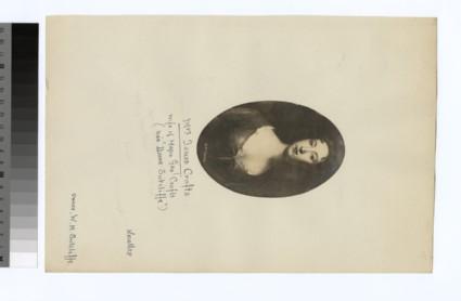 Portrait of J. Crofts
