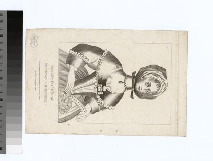 Portrait of D. Cromwell