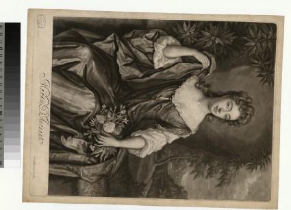 Portrait of Madam D'Avenant
