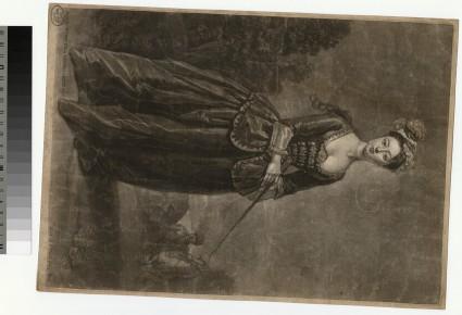 Portrait of Mrs Davenport