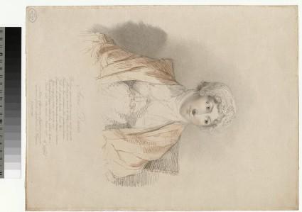 Portrait of Anna Davies