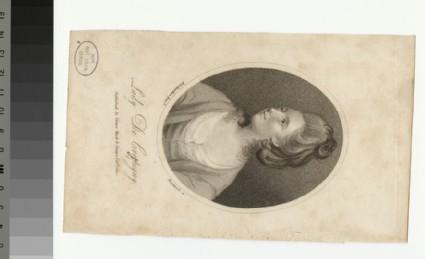Portrait of Lady De Crespigny