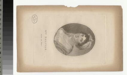 Portrait of Mrs Delvile