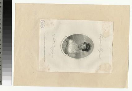 Portrait of Mrs Crespigny
